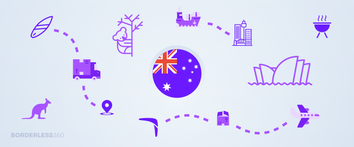 Selling Aussie brands to the USA